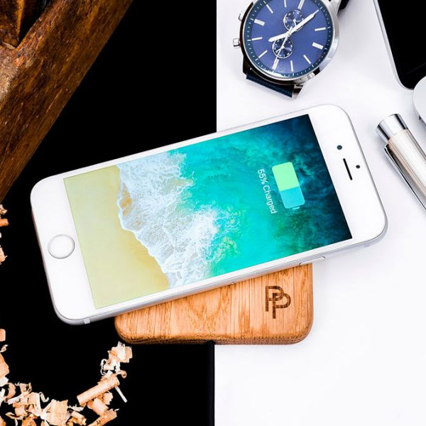 THE handcrafted wireless charger